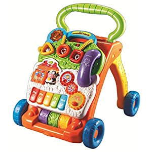VTech Baby - Correpasillos andandín 2 en 1,, versión española (80-077022)
