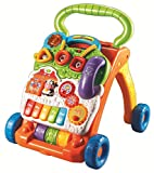 Vtech Children's multi-coloured passage walker (80-077022). multicoloured