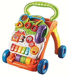 VTech Baby - Correpasillos andandín 2 en 1, andador de bebé interactivo, centro de actividades extraíble, múltiples funciones y regulador de velocidad (80-077022) (B009GFHD1Y) | Amazon price tracker / tracking, Amazon price history charts, Amazon price watches, Amazon price drop alerts