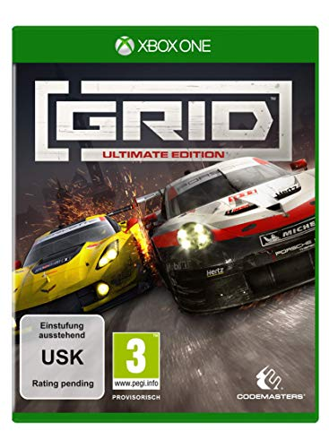 GRID ULTIMATE EDITION - [Xbox One]