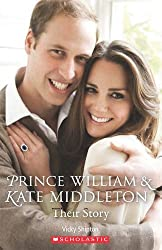 Prince William and Kate Middleton: Their Story Book & CD (Scholastic Readers) by Vicky Shipton (2011-09-01)