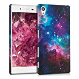 kwmobile Case for Sony Xperia Z5 - Hard Plastic