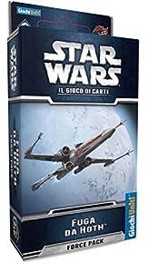 Giochi Uniti Juegos de Estados Unidos - Star Wars LCG: Escapar de Hoth