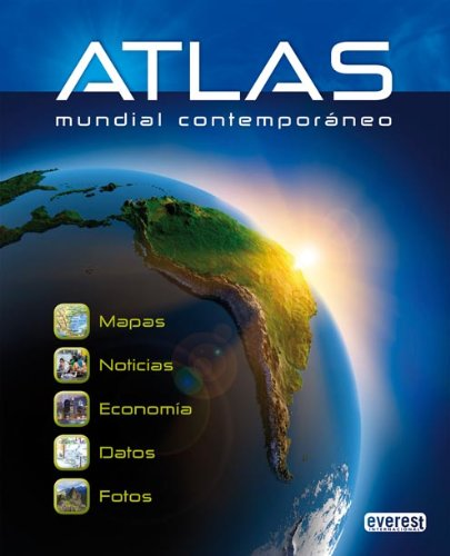 Atlas Mundial Contemporáneo (Atlas Everest)