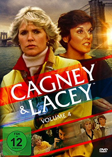 Cagney & Lacey - Volume 4 [6 DVDs]