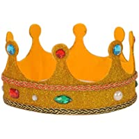 Dress Up America Adults Kings Low Crown