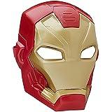 Marvel Avengers - Máscara electrónica de Iron Man (Hasbro B5784EU4)