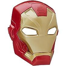 Hasbro Marvel Avengers Capitan America - Maschera Elettronica Iron Man
