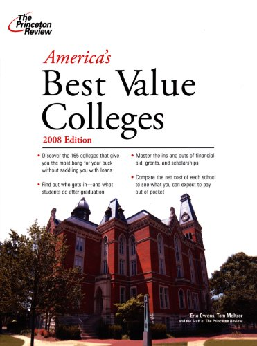 America's Best Value Colleges (Princeton Review: America's Best Value Colleges)
