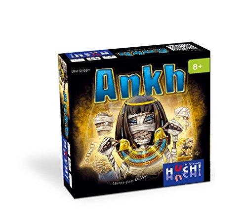 Huch & Friends 879363 - Ankh, Kartenspiel