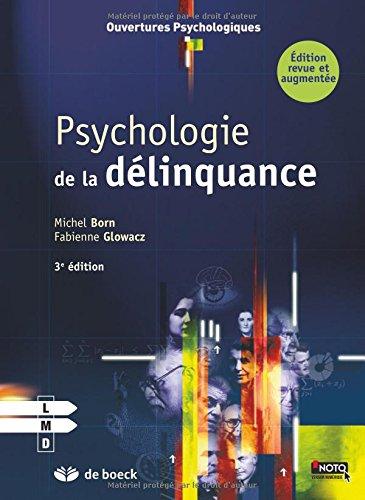 Psychologie de la Delinquance