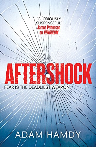 Aftershock: (Pendulum Series 3) by [Hamdy, Adam]