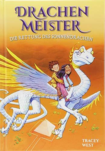 Drachenmeister Band 2 - Kinderbücher ab 6-8 Jahre (Erstleser Mädchen Jungen) -