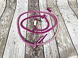 Mini Tau Leine Ombre Pink