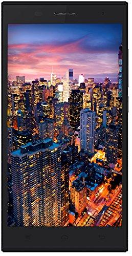 Hisense U988NEGRO - Smartphone de 5.5' (Quad Core 1.2 GHz, 1 GB de RAM, 8 GB de ROM, cámara trasera de 8.0 MP, Android...