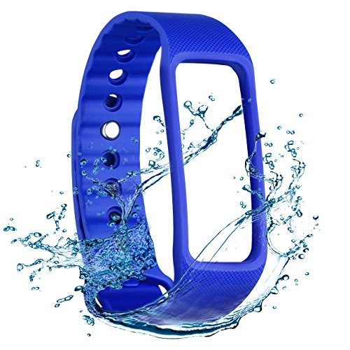 Replacement Band / Strap, Weloop Replacement Bracelet, TPE Replacement Bracelets for OMorc Weloop Fitness Tracker Pedometer