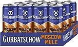 Gorbatschow Wodka Moscow Mule Club Edition (12 x 0.33 l)