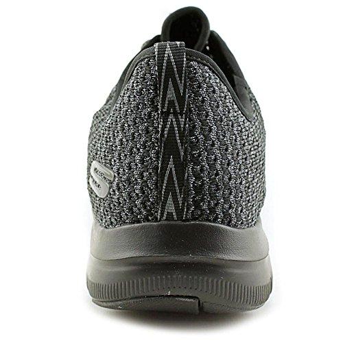 Skechers Flex Advantage 2.0-Cravy, Chaussures de Running Homme Black