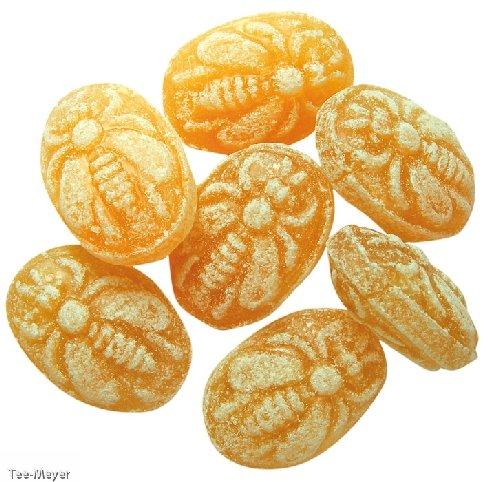 Preisvergleich Produktbild Honigbienen Bonbon 500g Original Edel