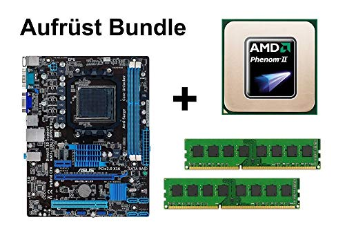 Aufrüst Bundle - ASUS M5A78L-M LX3 + Phenom II X2 560 + 4GB RAM #95334