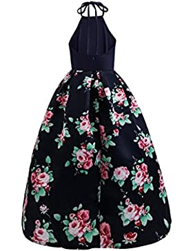 Rcool Vestito Donna , sexy Vintage elastico Maxi abito da sera da sera con maniche lunghe party in tessuto stampato...