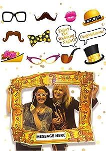 Alandra - Portafotos y marco de regalo para fiestas