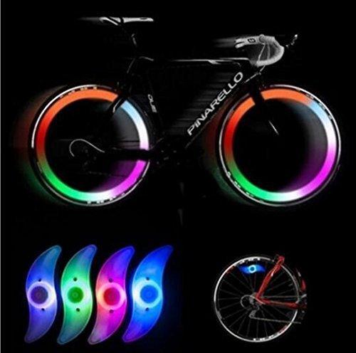 Kalaixing Marke Multicolor Fahrrad Speichen LED Neon Licht Lampe/Sicherheit  Lampe Motorrad Speichiges Rad Beleuchtung/Fahrrad Speichen LED Lampen/LED  ...