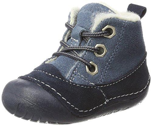 Primigi Baby Jungen Ple 8003 Babyschuhe, Blau (Jeans-Navy), 23 EU
