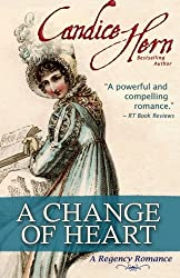 A Change Of Heart by Candice Hern (2012-09-16)
