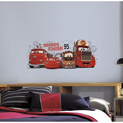 Thedecofactory Disney Cars - 1 Sticker 99 x 42 cm