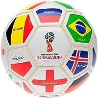 FIFA Coupe du monde de football 2018des Nations de football Blanc/Multi Soccer Ball