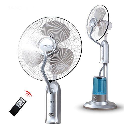 WANGJUNXIU Spray Ventilador eléctrico Hogar Ultra silencioso Ventilador de atomización Humidificación Refrigeración...