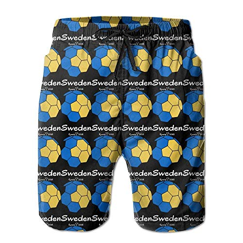Pillowcase shop Denmark Soccer Men Swimsuit Pants Quick Dry Bottom Half Pants Short Drawstring Large Columbia Half Life