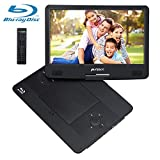 Pumpkin 14 Pouce Lecteur DVD Blu Ray Portable Voiture Supporte Disque blu-Ray Full HD...