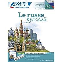 Le russe pack usb (livre + 1Clé Usb)