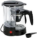 24V Filter Kaffeemaschine 300W 6 Tassen Automat Fernfahrer 24 Volt LKW Camping