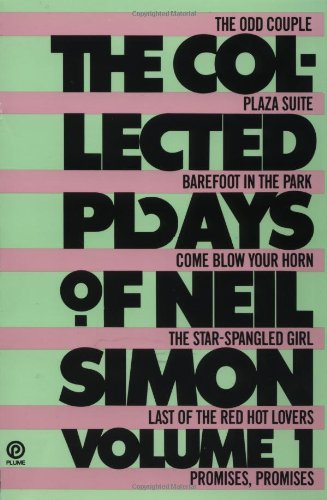 The Collected Plays of Neil Simon Volume 1: Vol 1