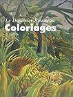 Le Douanier Rousseau - Coloriages
