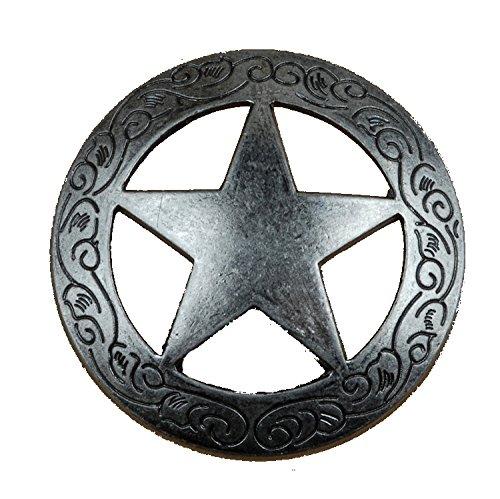 Set von 6Fancy Girlande Lone Star Schublade zieht Möbelknopf Western Southwest Decor Texas