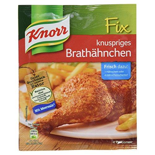 Knorr Fix Knuspriges Brathähnchen 4 Portionen