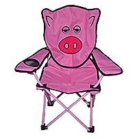Quest Childrens Pig Fun Folding Chair