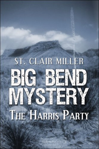 Big Bend Mystery Cover Image