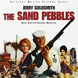 Goldsmith: The Sand Pebbles: film score [SOUNDTRACK]