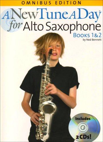 A New Tune A Day: Alto Saxophone - Books 1 And 2: Books 1 & 2 por Divers