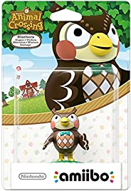 Figurine amiibo - Thibou [Collection Animal Crossing]