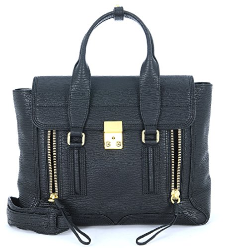 borsa-a-mano-31-phillip-lim-pashli-medium-satchel-in-pelle-nera