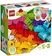 Lego DUPLO My First Bricks Imagine And Create 80pcs 10848