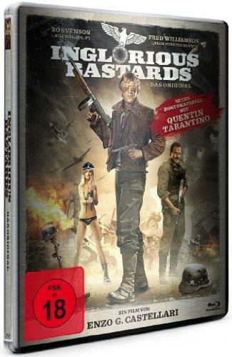 Bild von Inglorious Bastards - Das Original - Steelbook [Blu-ray]