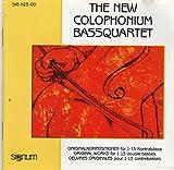 Originalkompositionen für 1-13 Kontrabässe