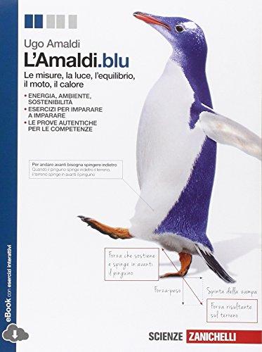 L'Amaldi.blu. Per le Scuole superiori. Con espansione online